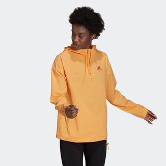 Jaqueta Anorak Corta-Vento Essentials Gradient Adidas