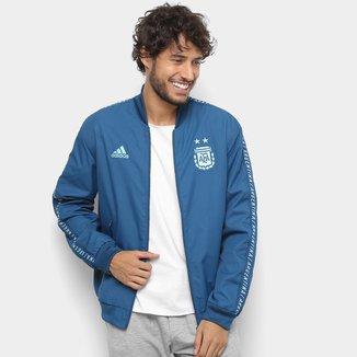 Jaqueta Argentina Hino Adidas Masculina