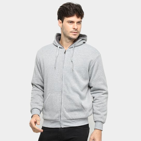 Jaqueta Athletic Jacket Básica Masculina - Mescla