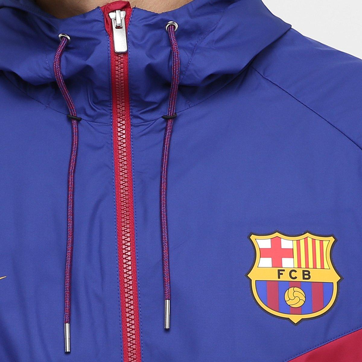8420ffb7eb Jaqueta Barcelona NSW Nike Masculina - Compre Agora