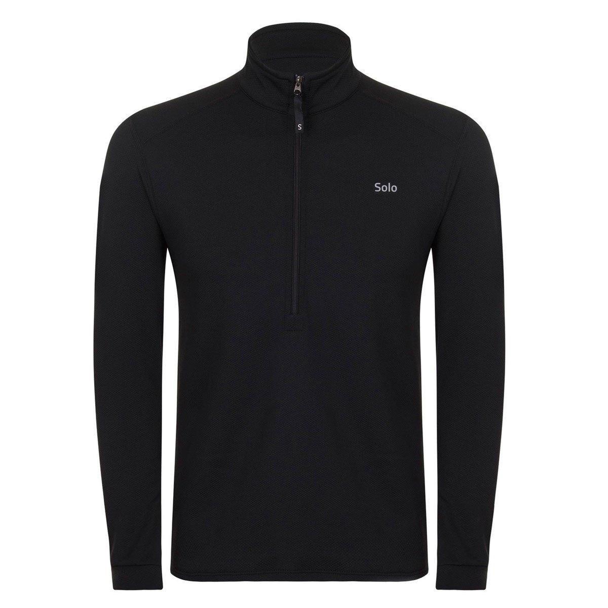 Jaqueta Blusa Solo X - Thermo DS Zip Masculina - Compre Agora  da1806c49a28a