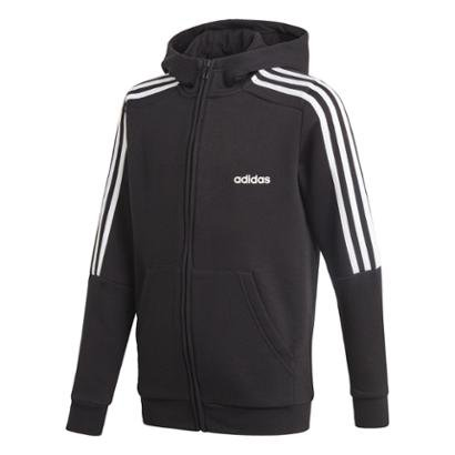 Jaqueta Com Capuz Yb Hd Fz 3S Adidas