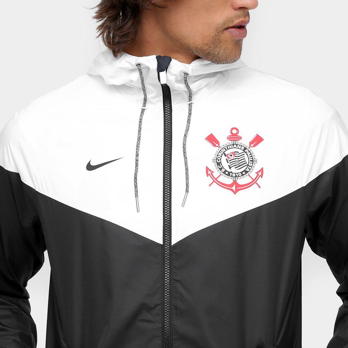 4012b1bdc1 ... f07625f76e0 Jaqueta Corinthians Nike WVN Masculina - Compre Agora  Netshoes ...