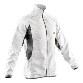Jaqueta Corta Vento de Ciclismo Refactor Mtb Speed - Branca