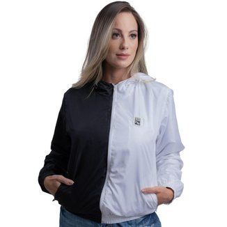 Jaqueta Corta Vento Feminina Colorida AERRE