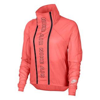 Jaqueta Corta-Vento Nike Air Full-Zip Running Feminina