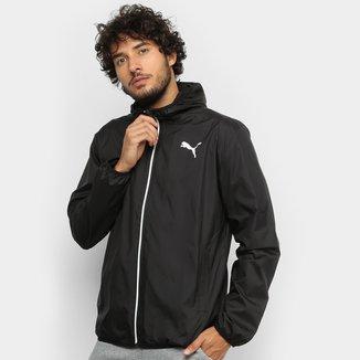 Jaqueta Corta Vento Puma Essentials Solid Masculina