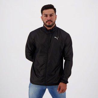 Jaqueta Corta Vento Puma Ignite Blocked Jacket Masculina