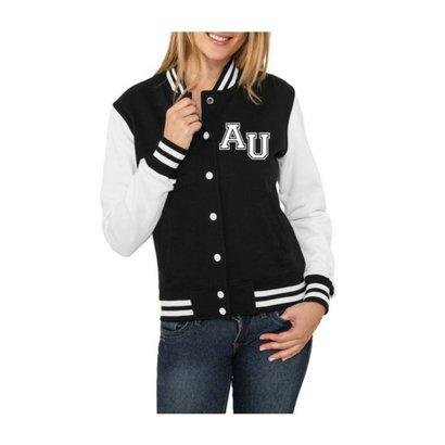 A jaqueta college modelo casaco blusa americana de baseball ou universitária está entre os itens da moda MAIS cobiçados...