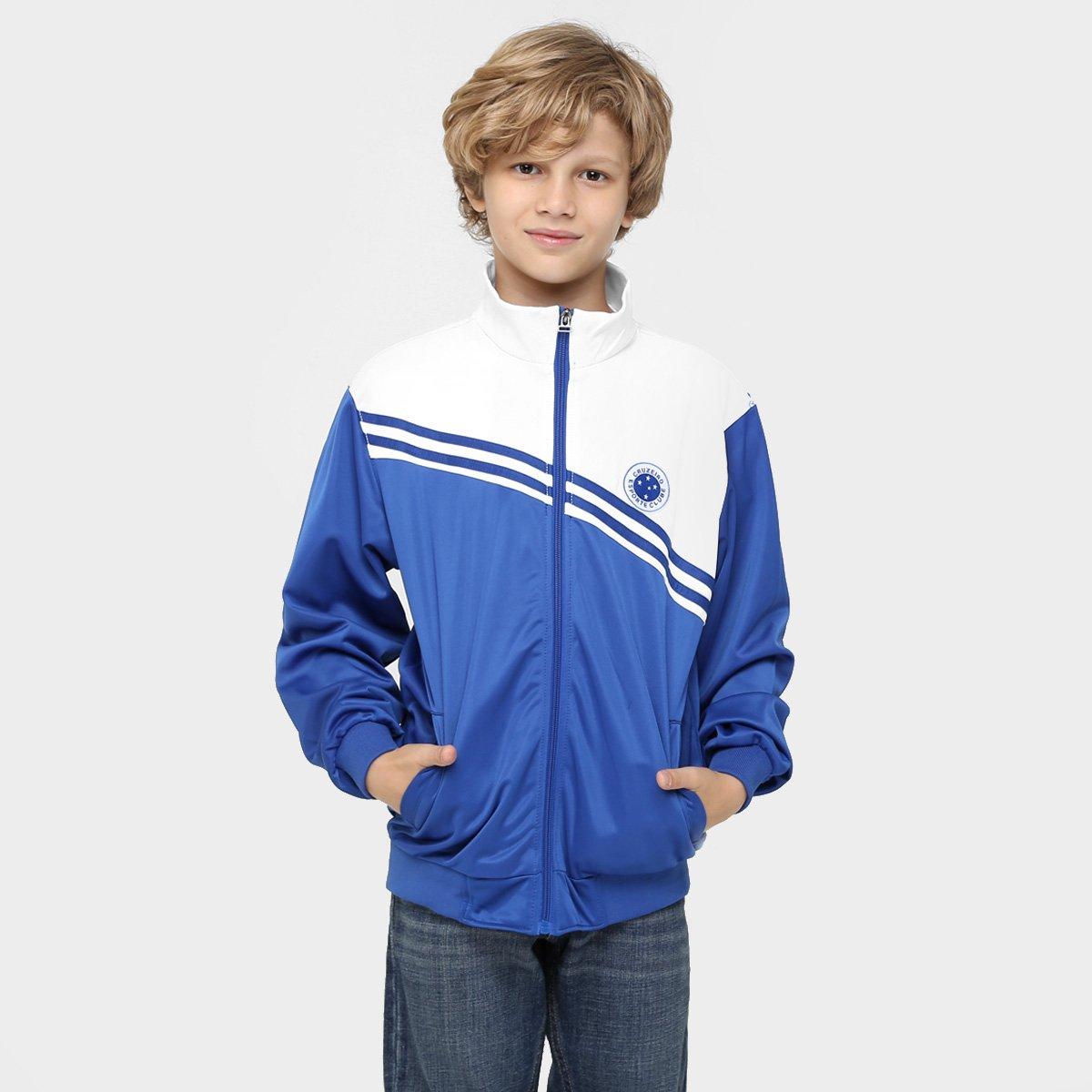 61b5931390eac Jaqueta Cruzeiro Juvenil - Compre Agora