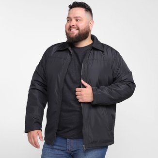 Jaqueta Fashion Apparel Nylon Plus Size Masculina