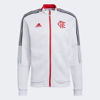 Jaqueta Flamengo 21/22 Hino Adidas Masculina