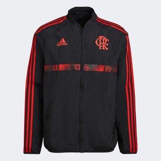 Jaqueta Flamengo 21/22 Icon Adidas Masculina
