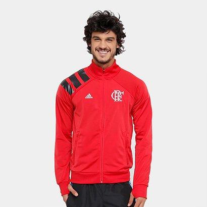 17d058463b A Jaqueta Flamengo Adidas Tango Classic Masculina veste o torcedor  flamenguista com muito conforto e um