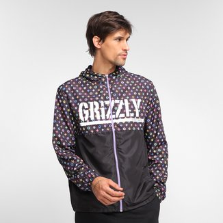 Jaqueta Grizzly Luxury Stamp Masculina