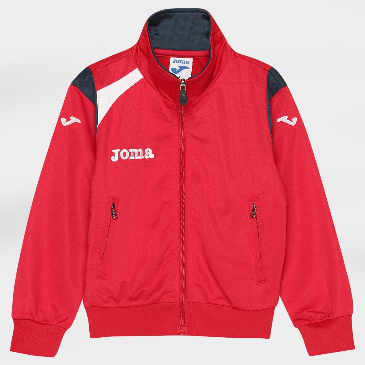 Jaqueta Infantil Joma Escudo - Compre Agora  f75258667eb83