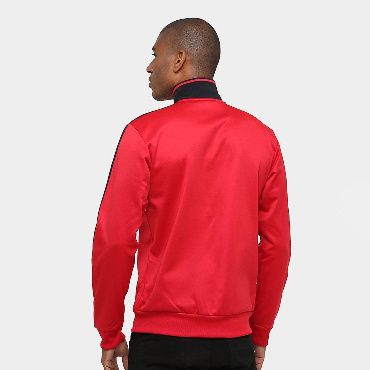 98b5f85f43 ... Jaqueta Manchester United Adidas 3S Masculina - Vermelho - Compre ...  b9558c321862b7  Centauro. Jaqueta Manchester United 18 19 ...