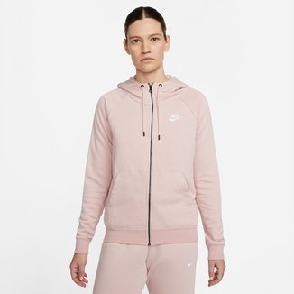 Jaqueta Moletom Nike Essential NSW Feminina