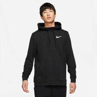 Jaqueta Moletom Nike Nk Dry Hoodie Fz Flc Masculina