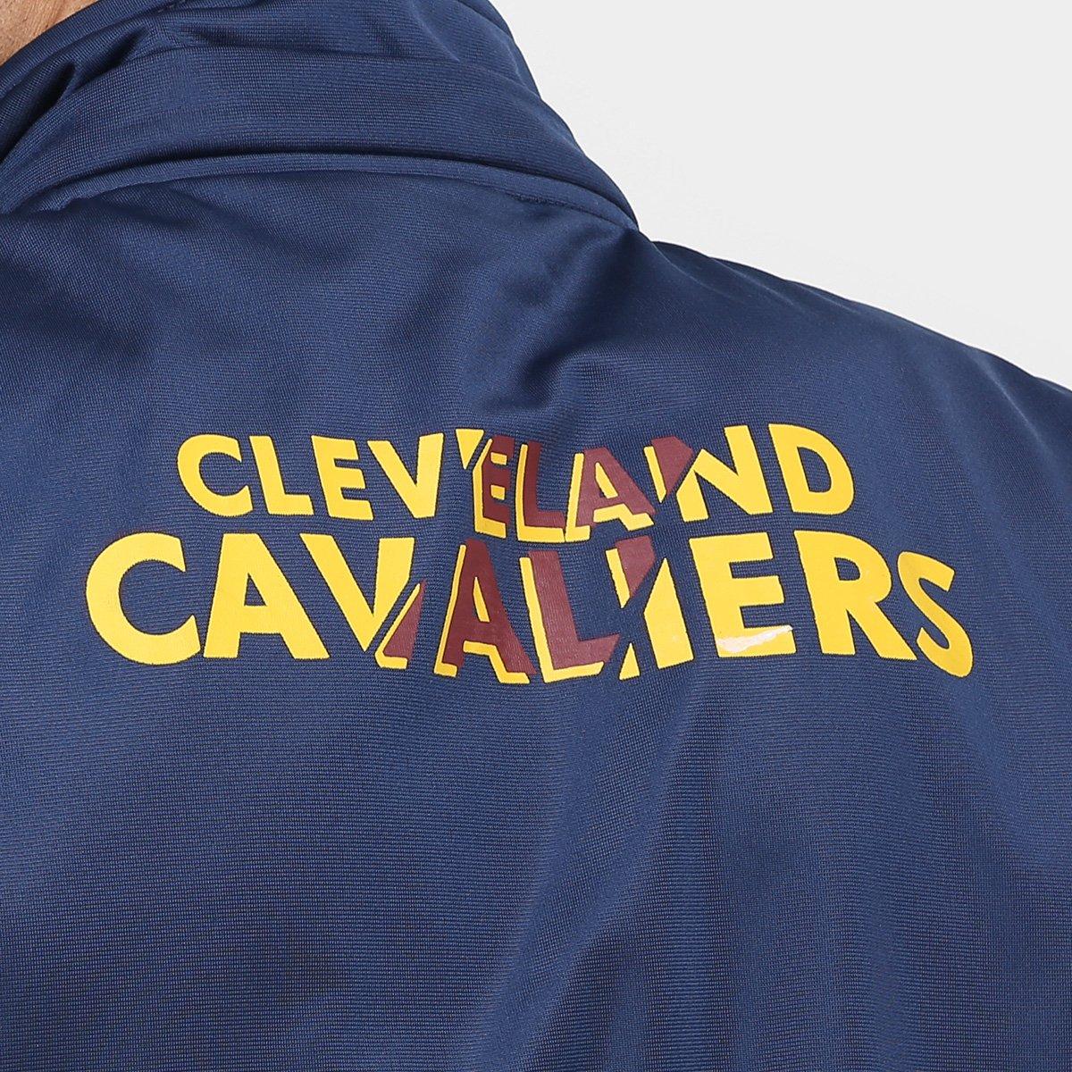 Jaqueta NBA Cavaliers 17 C  Capuz - Compre Agora  b19cc51be3897