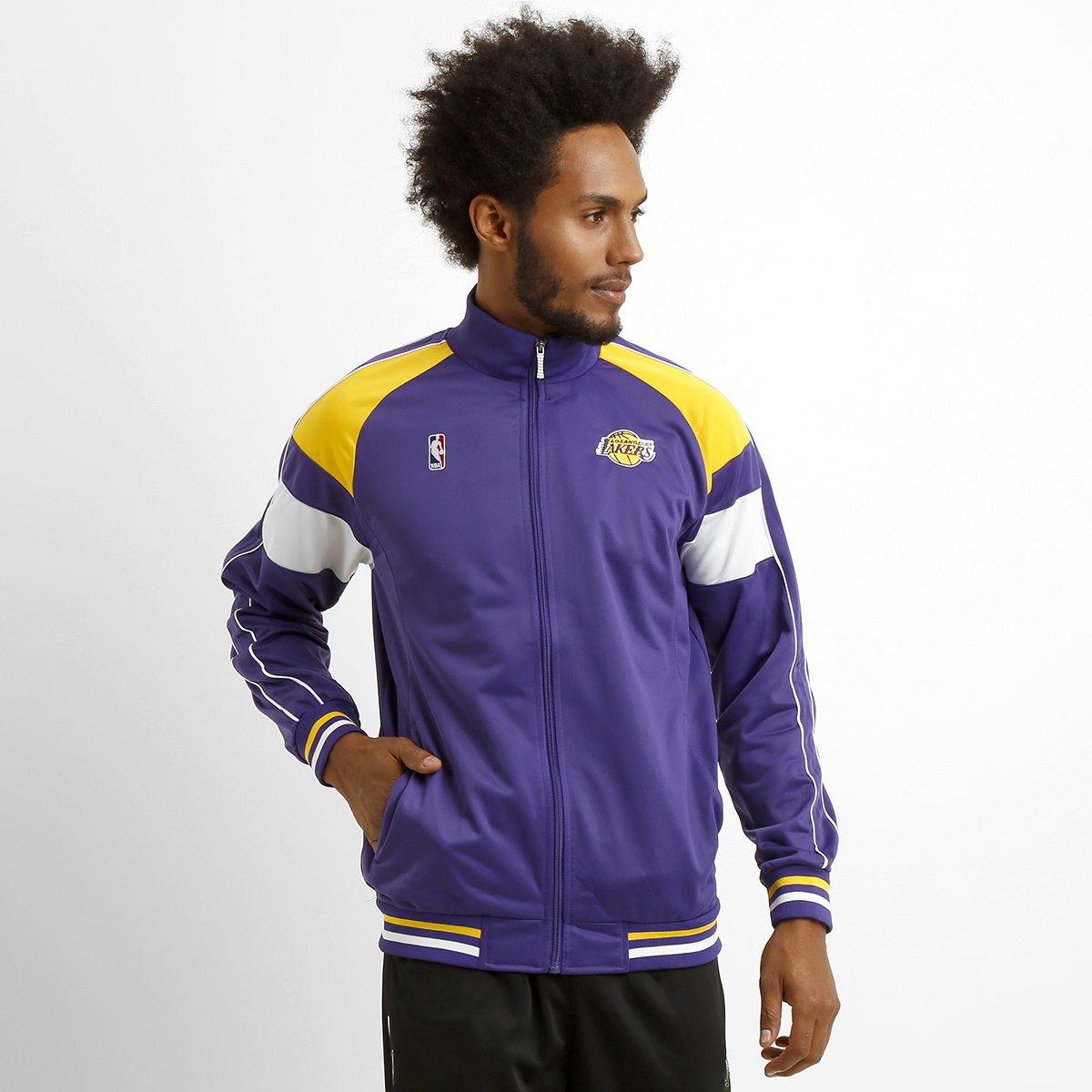 Jaqueta NBA Performance Los Angeles Lakers - Compre Agora  6875a07c428