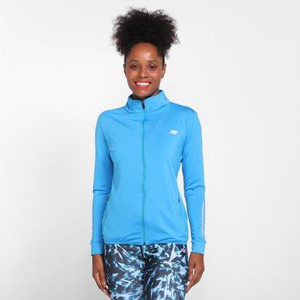 Jaqueta New Balance Esportiva Core Run Feminina