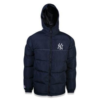 Jaqueta New Era Puffer New York Yankees MLB