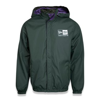 Jaqueta New Era Windbreaker Branded Masculina