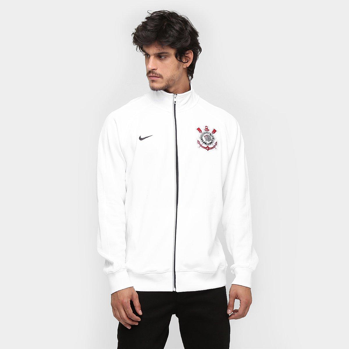 Jaqueta Nike Corinthians Core Trainer - Compre Agora  6153ce0b862e6