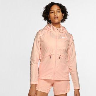 Jaqueta Nike Essential HD com Capuz Feminina