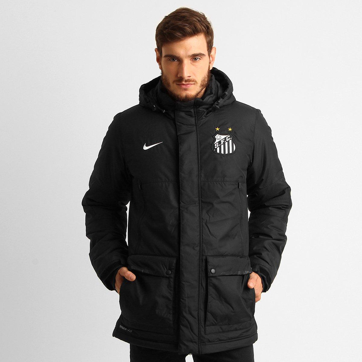Jaqueta Nike Santos Inverno - Compre Agora  7ed011559cf89