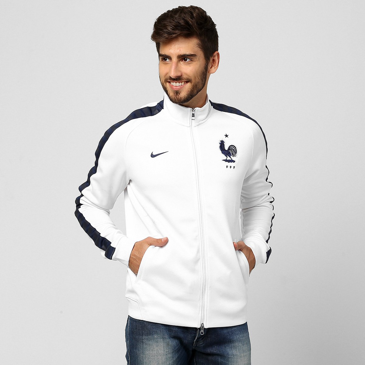 d608958327ef8 Jaqueta Nike Seleção França Authentic - Compre Agora