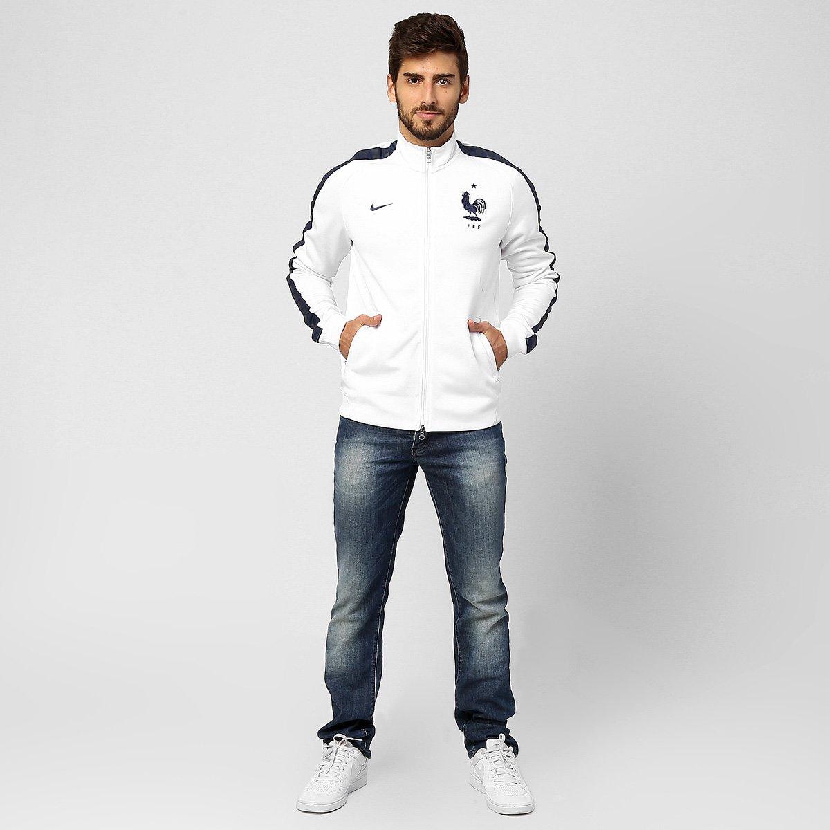 fddf029140 Jaqueta Nike Seleção França Authentic - Compre Agora