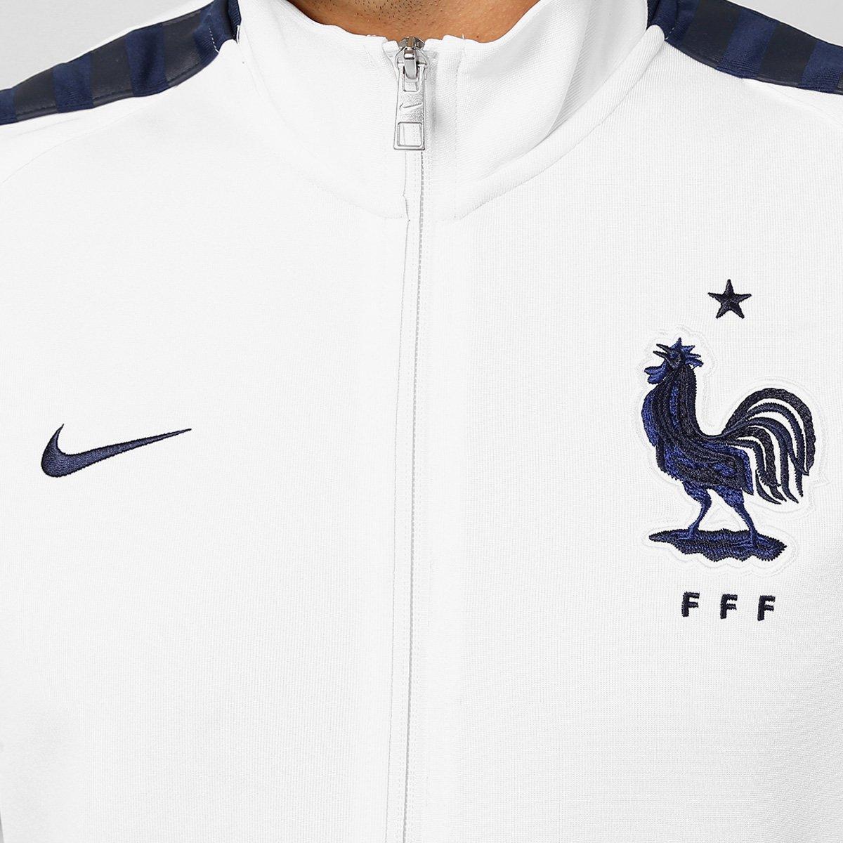0211d726e3 Jaqueta Nike Seleção França Authentic - Compre Agora