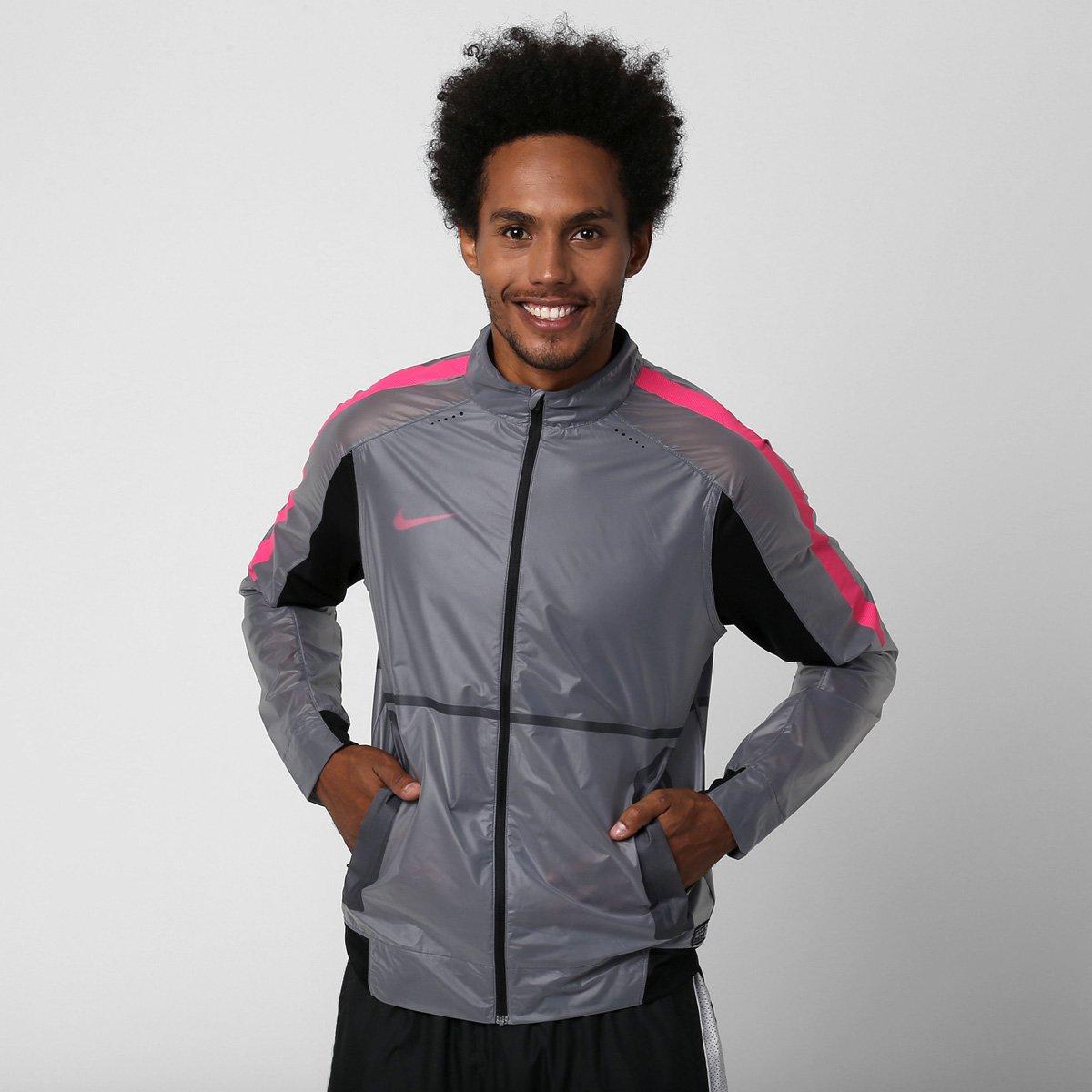 f3a2b3c624f Jaqueta Nike Select Revolution Lightweight Woven - Compre Agora ...