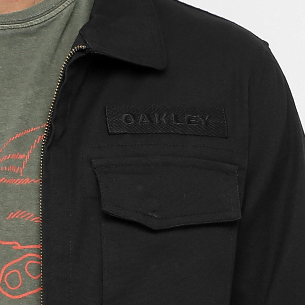 Jaqueta Oakley Sergeant Masculina - Compre Agora   Netshoes 35def02499
