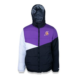 Jaqueta Puffer NBA Los Angeles Lakers Under Dance Piece Masculina