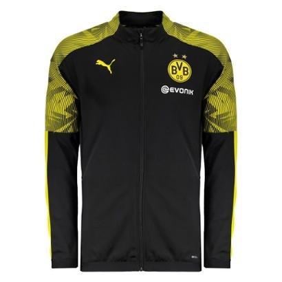 Jaqueta Puma Borussia Dortmund Poly With Evo Masculina