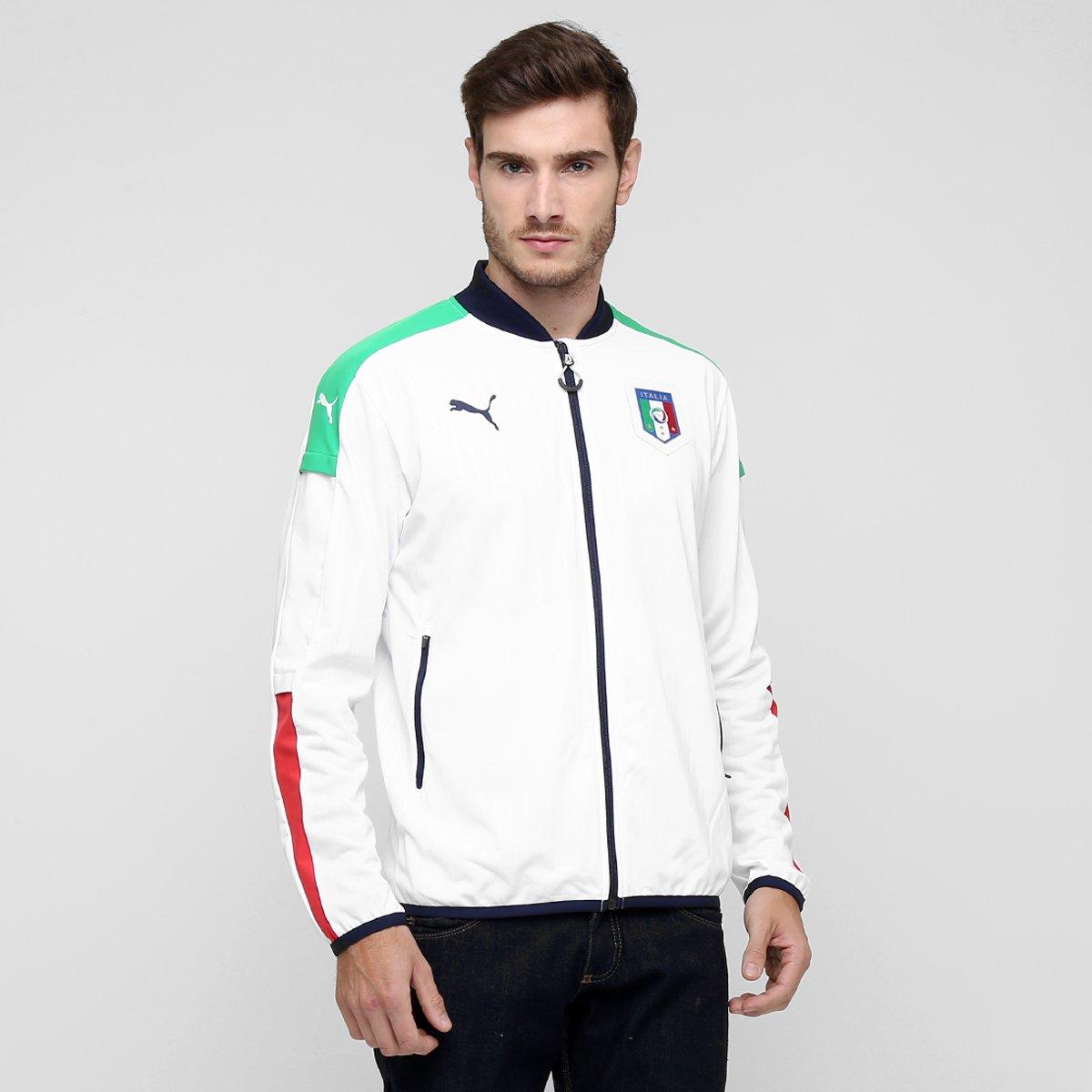 jaqueta italia puma