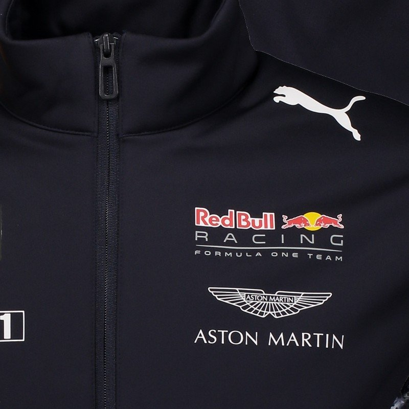 Jaqueta Puma Red Bull Racing Team Softshell Masculina - Compre Agora ... 463420e29ad