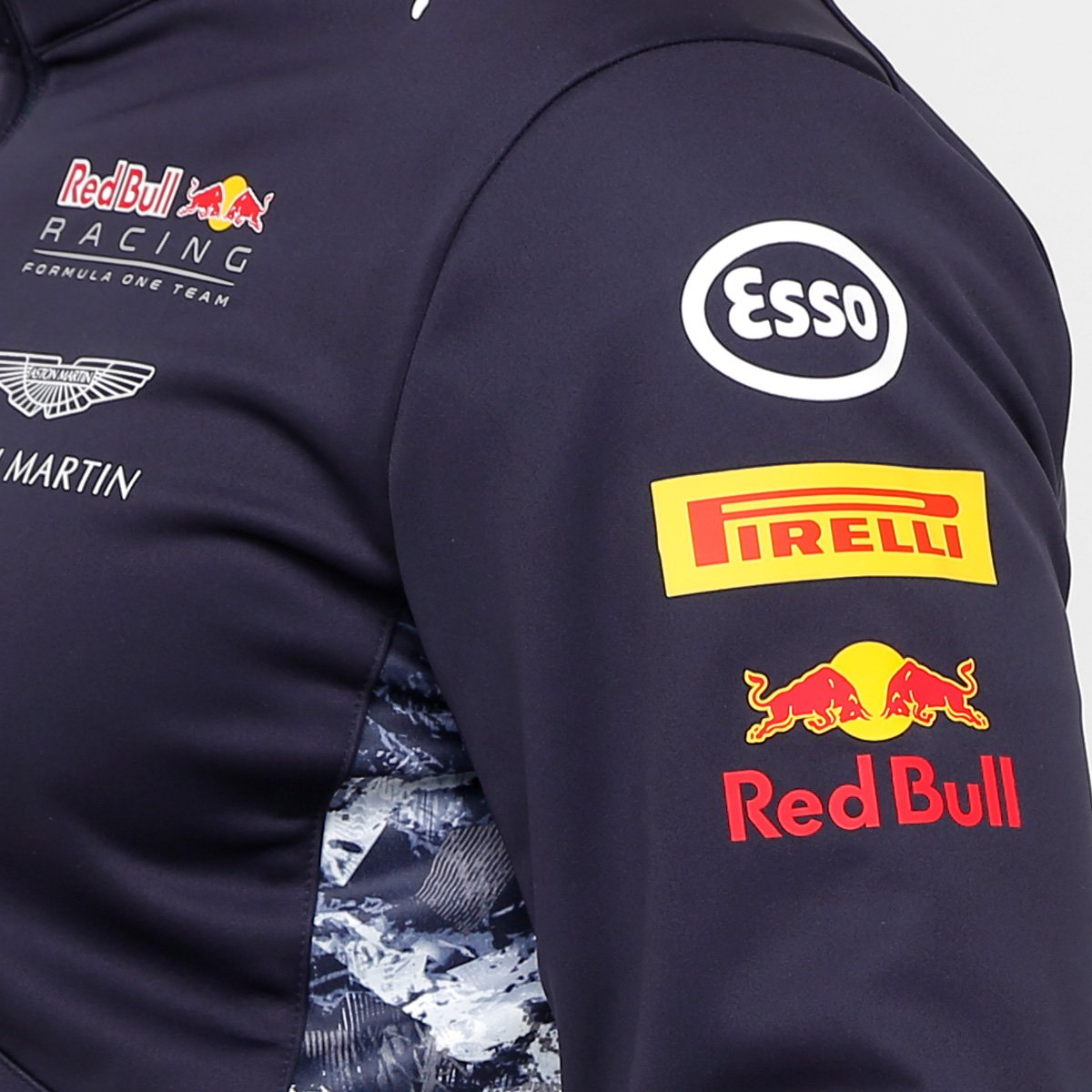 Jaqueta Puma Red Bull Team Softshell Masculina - Compre Agora  76d30e3d4bd