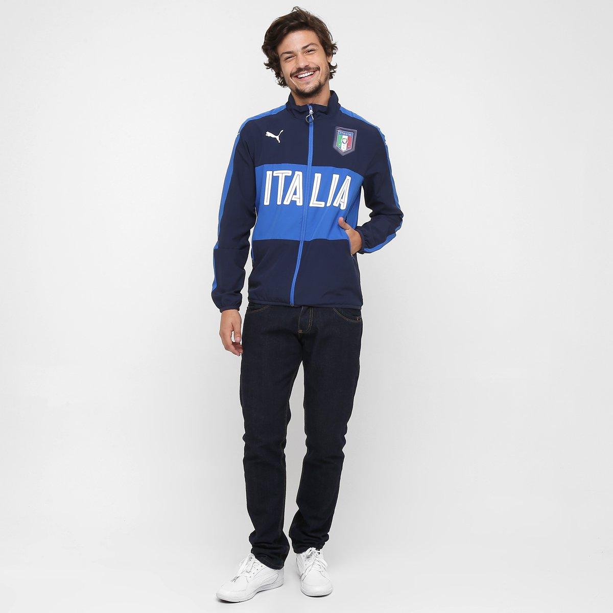 5a865aaca2 Jaqueta Puma Seleção Itália - Compre Agora
