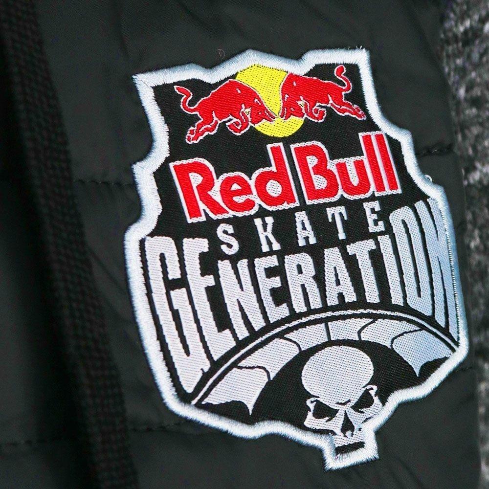 Jaqueta Red Bull Generation Nylon Masculino - Preto - Compre Agora ... 9fe62b03c97