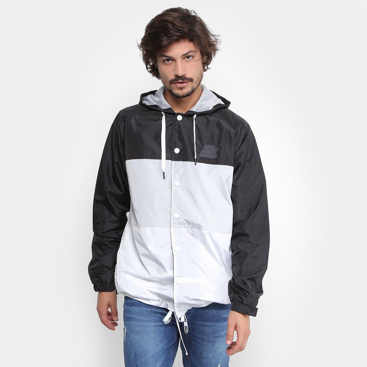 Jaqueta Starter Com Capuz Masculina - Compre Agora  f7773610085
