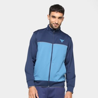 Jaqueta Under Armour Project Rock Knit Masculina