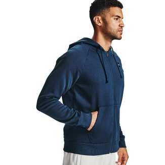 Jaqueta Under Armour Rival Fleece com Capuz