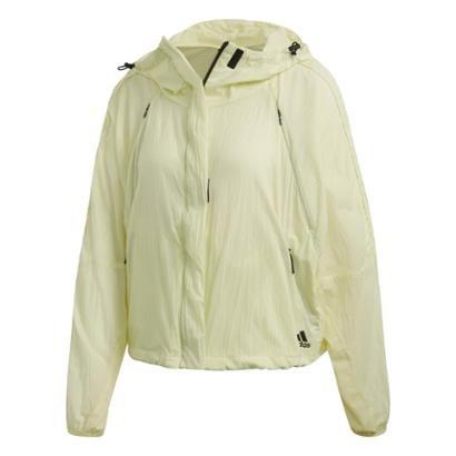 Jaquetas W adidas W.N.D. Amarelo Adidas