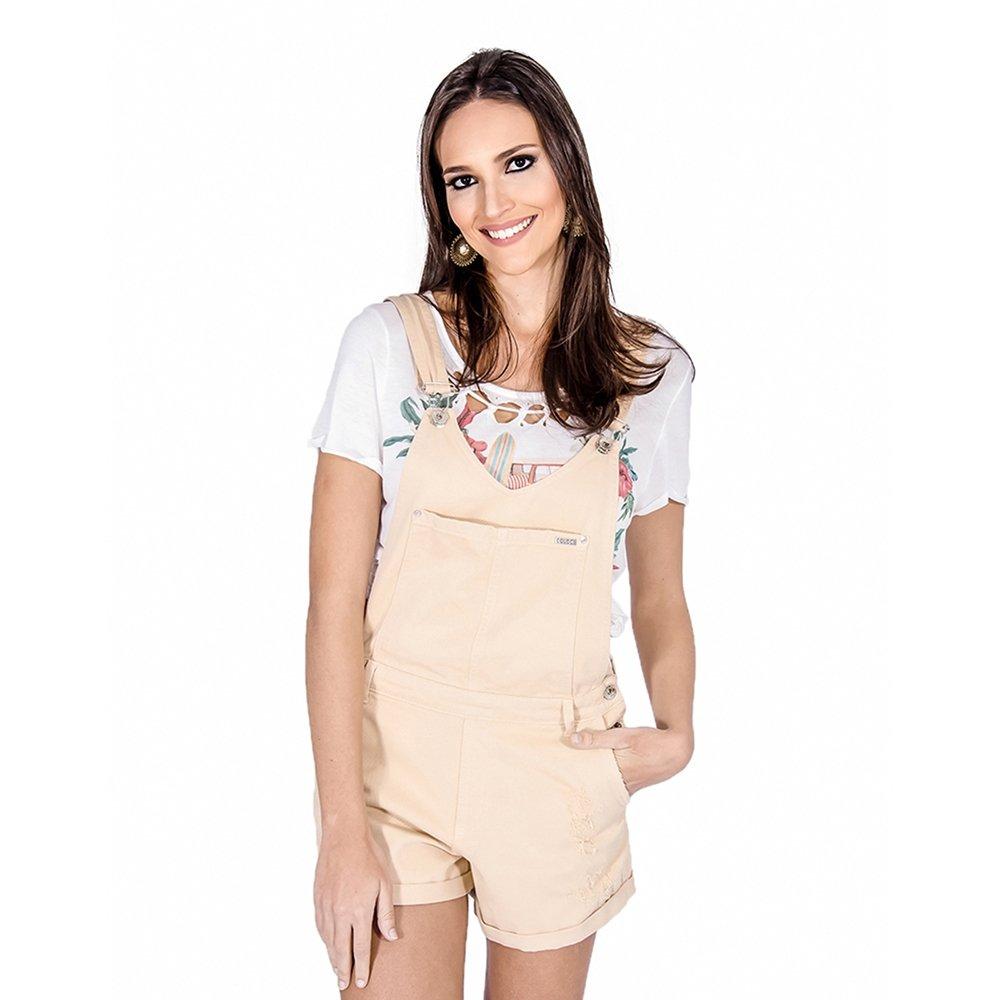 3818fb689 Jardineira Sarja Colcci | Netshoes