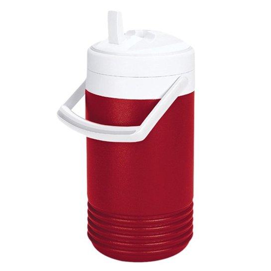 Jarra Igloo Térmica 3,8L Legend 1 Gallon - Vermelho