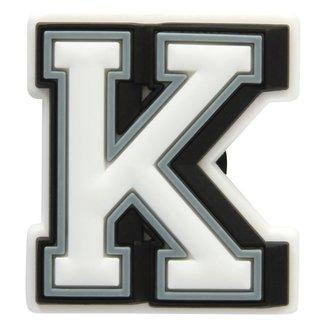 Jibbitz Crocs Letter K Symbol